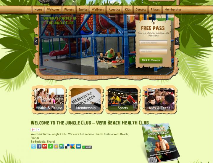 The Jungle Club